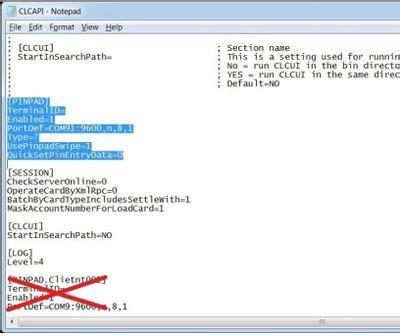 Driver pin pad ingenico ipp320